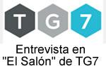 Entrevista en TG7
