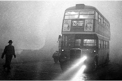 Gran Niebla Londres 1952