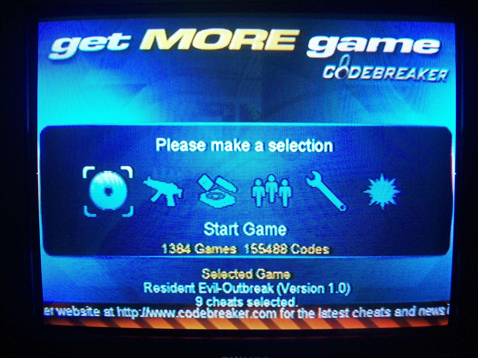 download gameshark pcsx2 elf