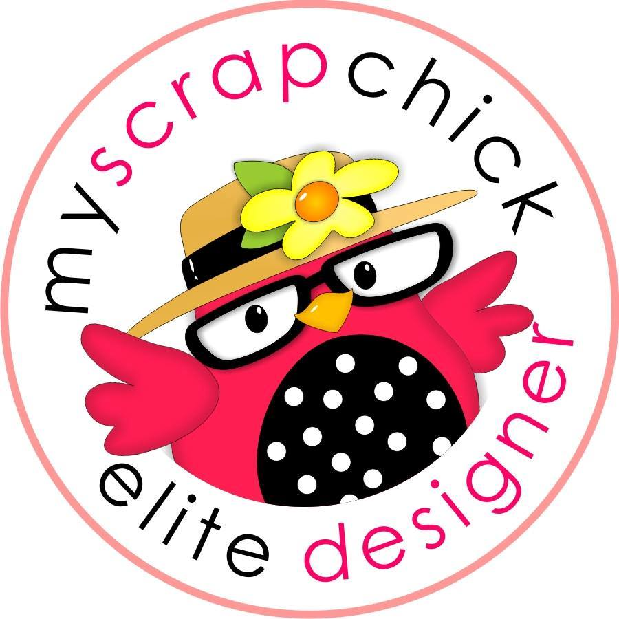 Proud Designer For My Scrap Chick