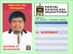 Calon Anggota DPRD Kabupaten Pati 2014 - 2019
