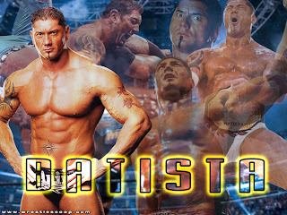 Batista Wallpaper WWE'12