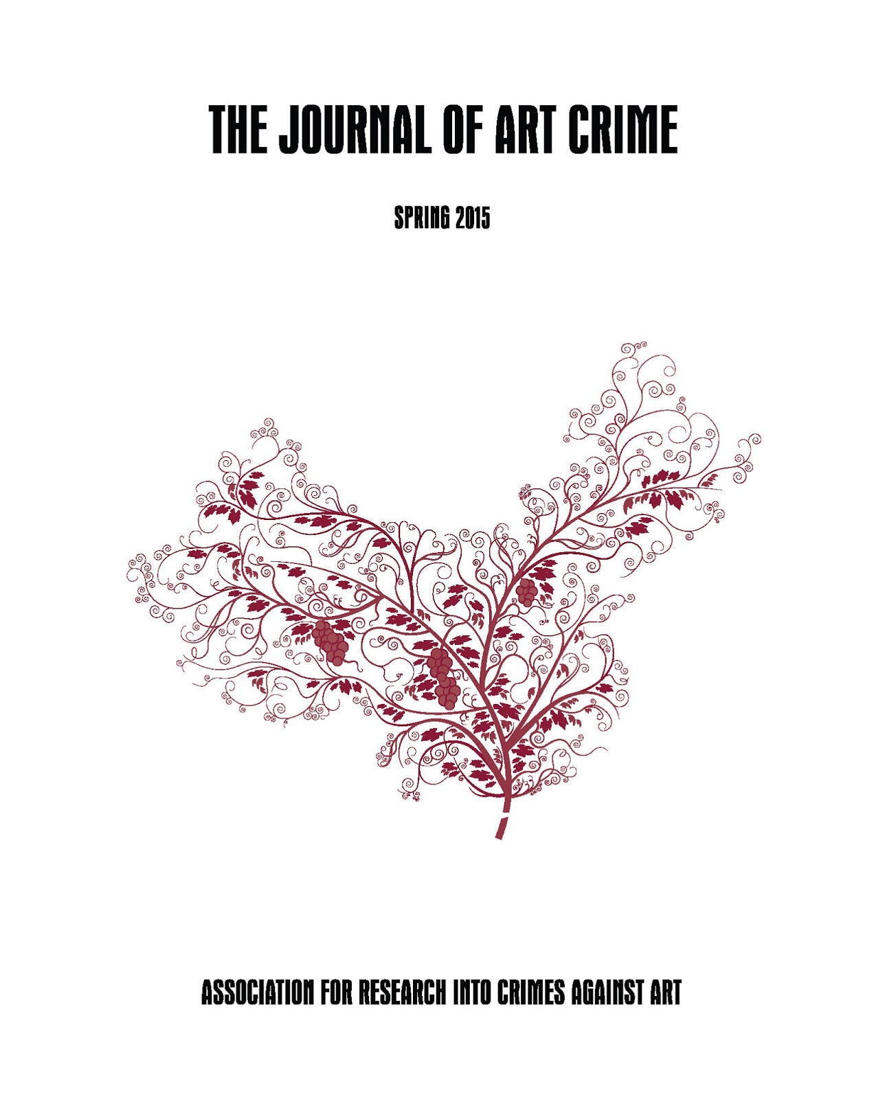 spring issue the journal of art crime new issue examines  spring 2015 issue the journal of art crime new issue examines archaeological looting and art theft arcablog