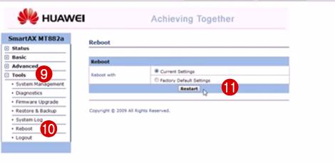 Usb huawei smartax mt882a modem adsl driver for windows 7