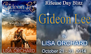 GIDEON LEE Release Day Blitz & Giveaway