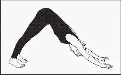 Yoga downward position untuk bayi Sungsang