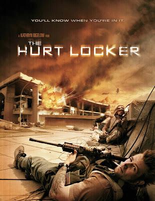 Poster phim Chiến Dịch Sói Sa Mạc, Poster movie The Hurt Locker 2008