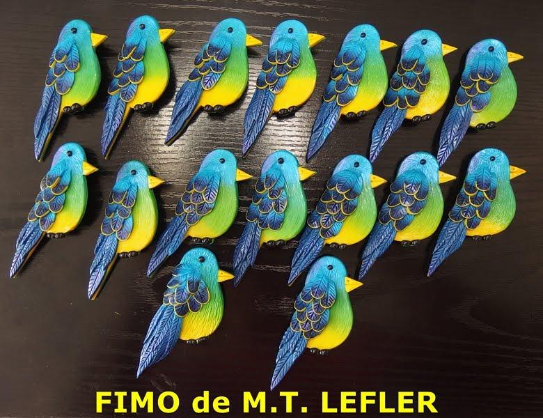 FIMO de M.T. LEFLER