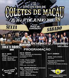 2º ENCONTRO DE COLETES DE MACAU