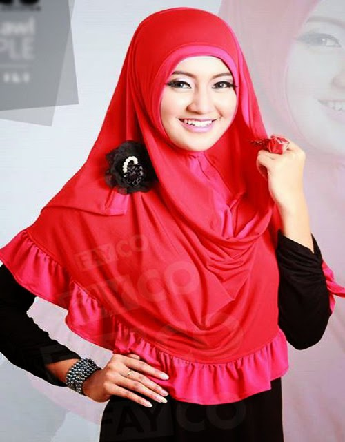 Hijab et voile mode style
