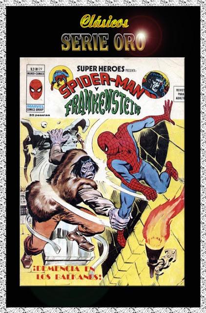Portada de Superhéroes Volumen 2 Nº 14 Ediciones Vértice