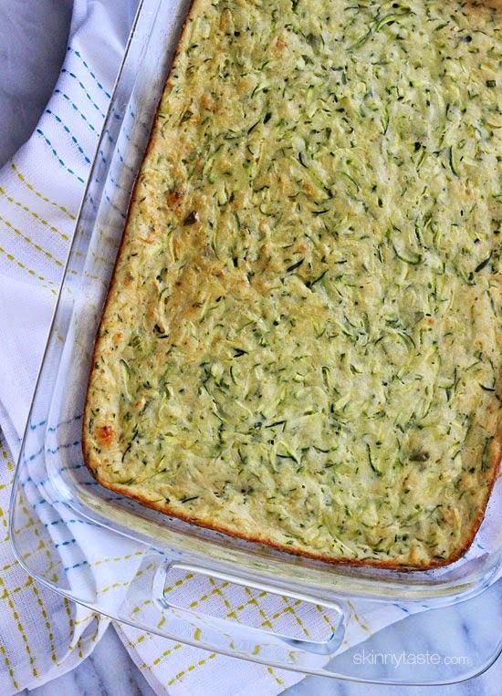 Zucchini Casserole | Skinnytaste