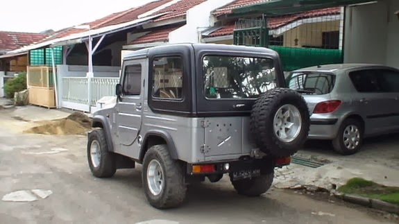 Bahasan Mobil Taft  Taft  Kebo    Badak