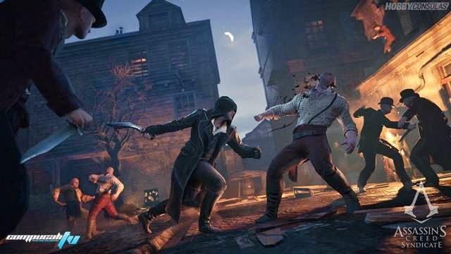 Jacob y Evie Frye de Assassin's Creed Syndicate al Descubierto