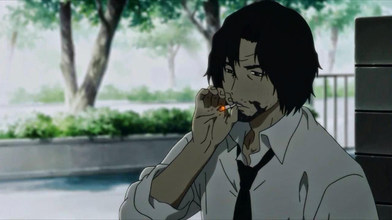 Zankyou no Terror Kenjiro Shibazaki