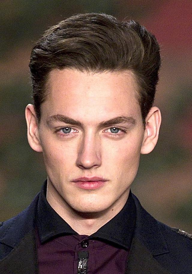 La moda en tu cabello peinados formales para hombres 2015 - Peinados para hombres 2015 ...