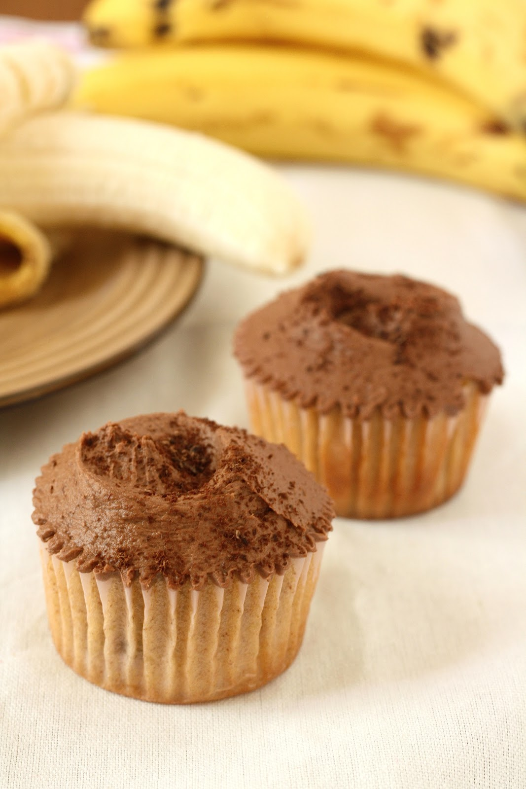 Hummingbird Bakery Banana And Chocolate Cupcakes Recipe