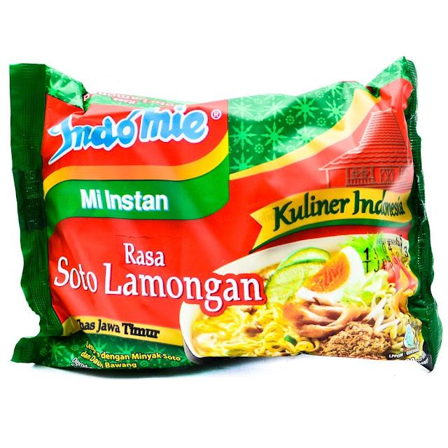 Selera Nusantara Indomie Selera Nusantara