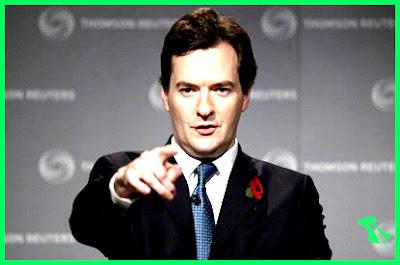 George Osborne:Angela Merkel damaging UK