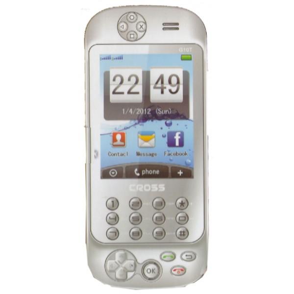 dus dan ponsel cross g10t spesifikasi lengkap hp cross g10t