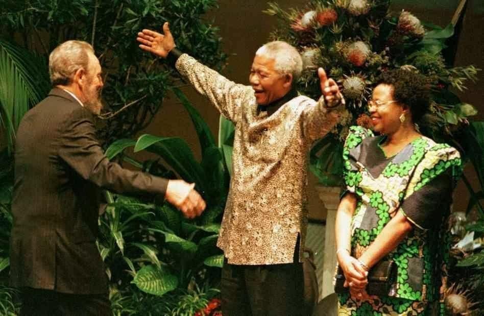 La Foto de Mandela más linda...