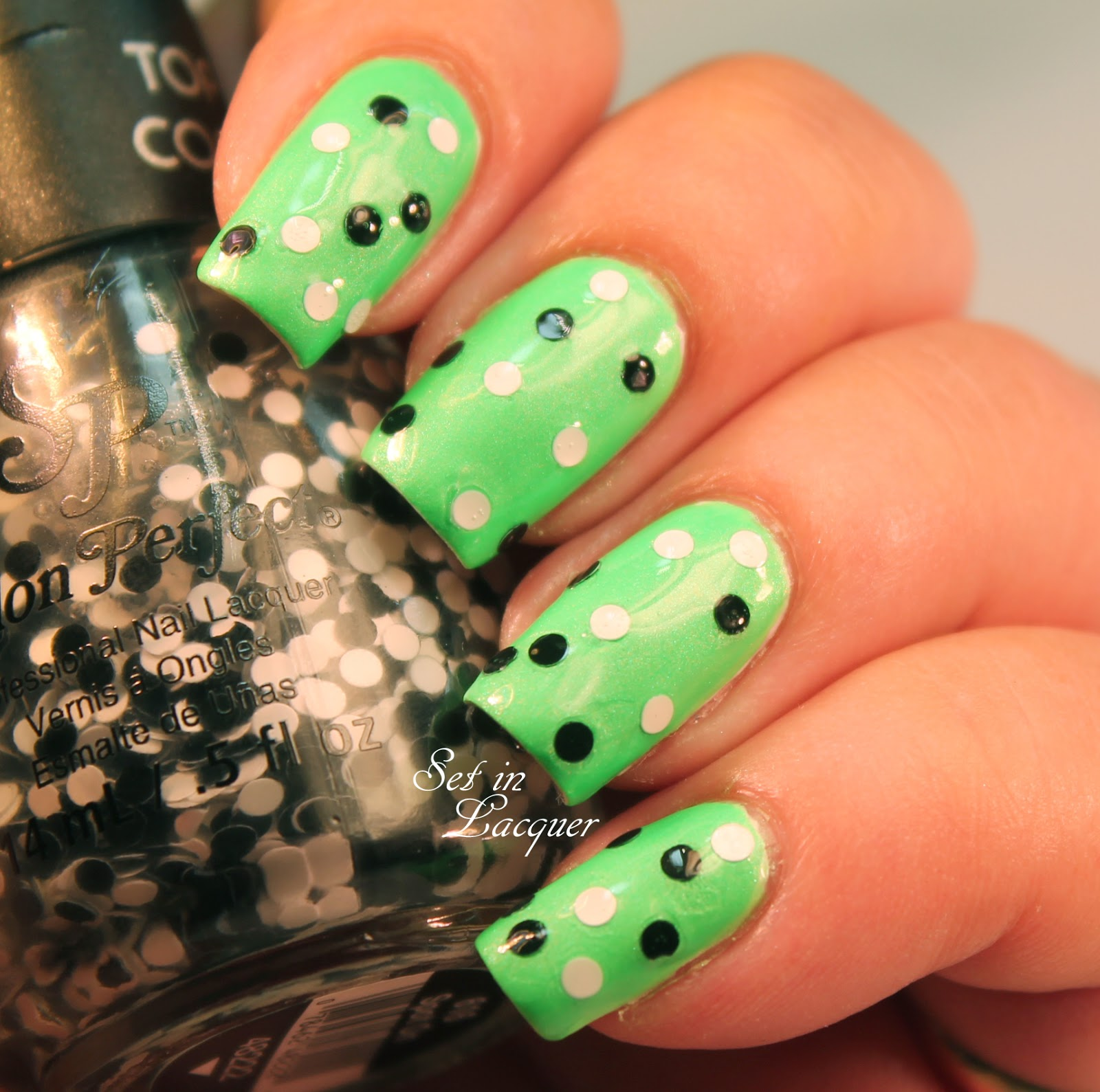Salon Perfect - Loopy Lime