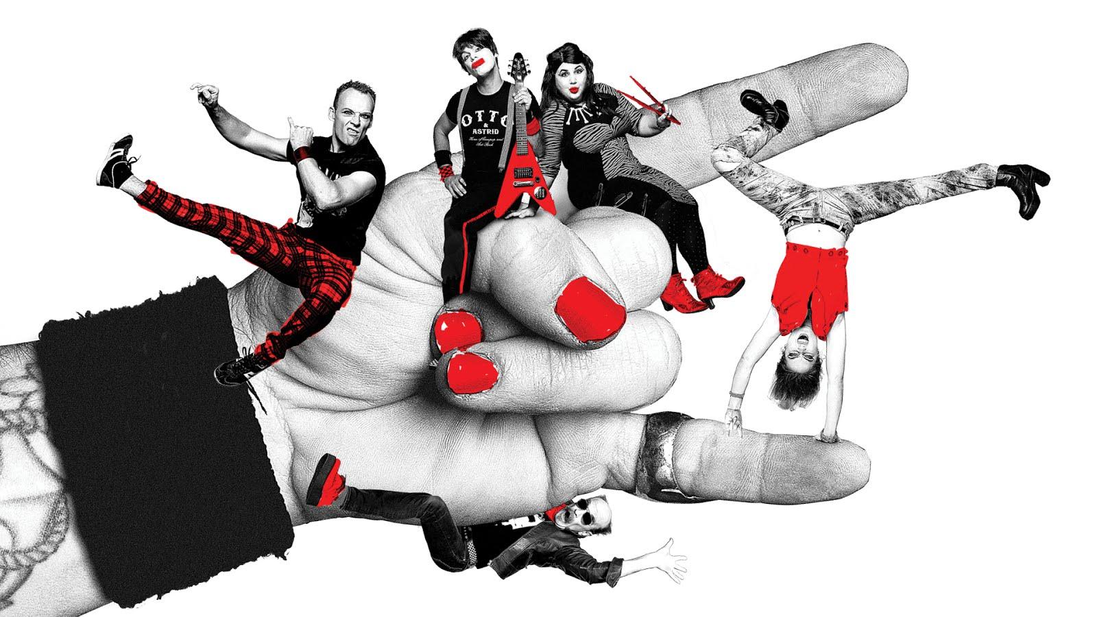ROCK BANG - A circus rock opera