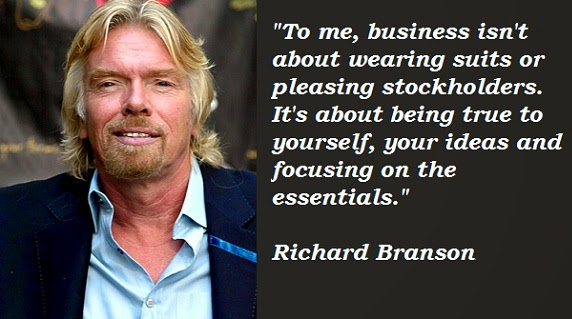 Richard Branson Autiobiography Losing My Virginity Business Entrepreneur Mike Schiemer Startup