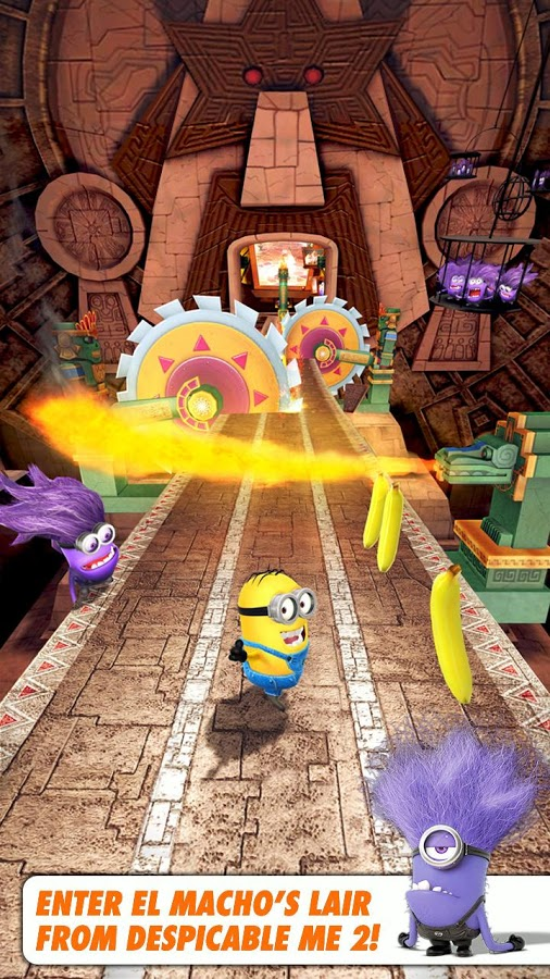 Despicable Me : Minion Rush v 1.1.0 apk download