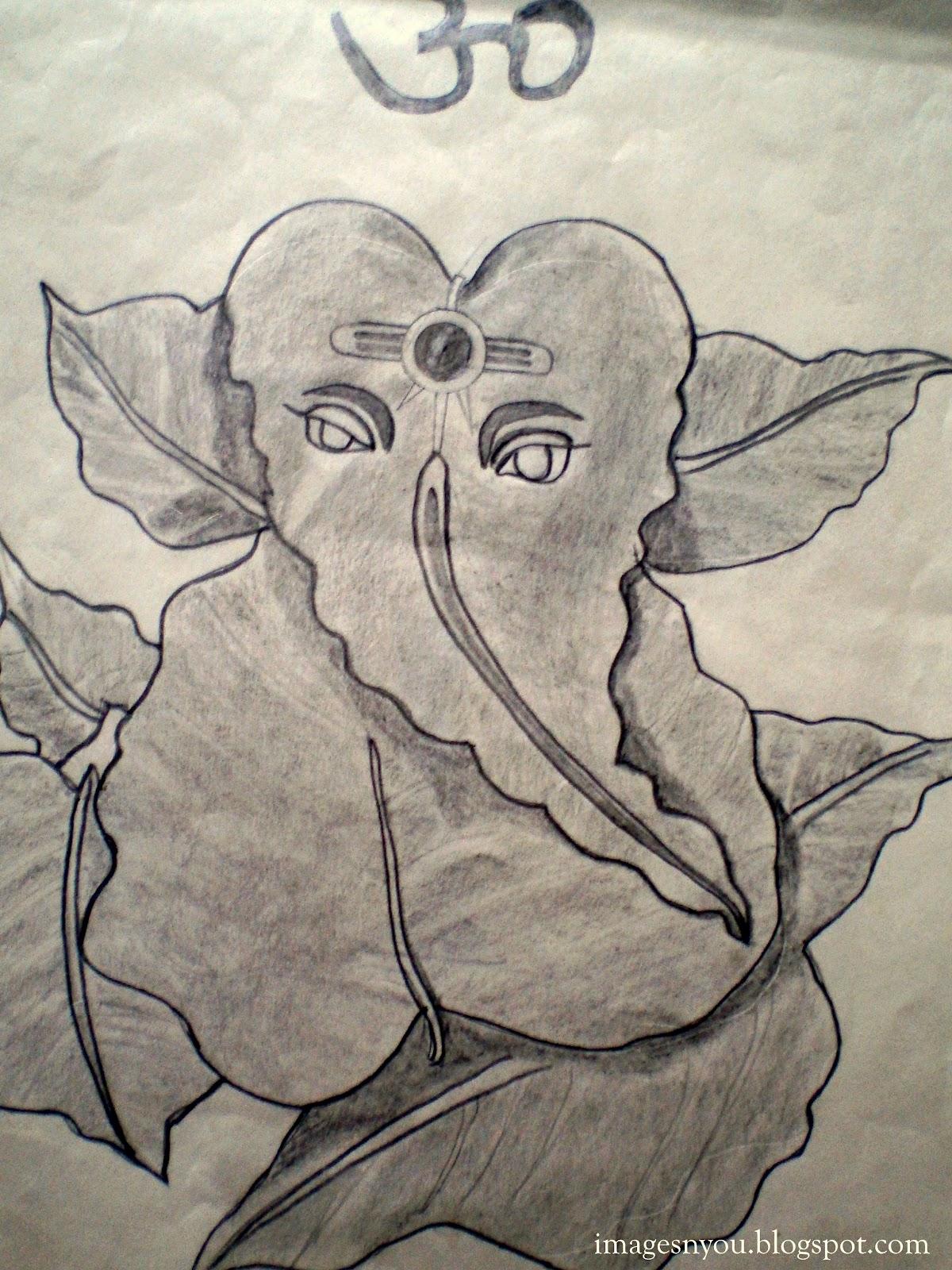 Ganesh Ji Sketches