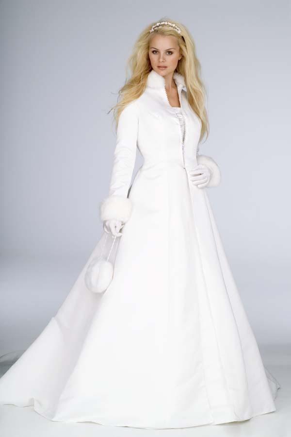 Gorgeous wedding dress gorgeous winter wedding dress for Gorgeous dresses to wear to a wedding