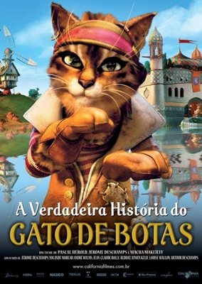 A Verdadeira História do Gato de Botas   Dublado Download