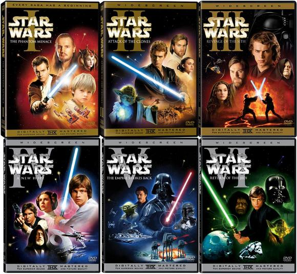 Adam's Ranking of Every 'Star Wars' Movie Thus Far