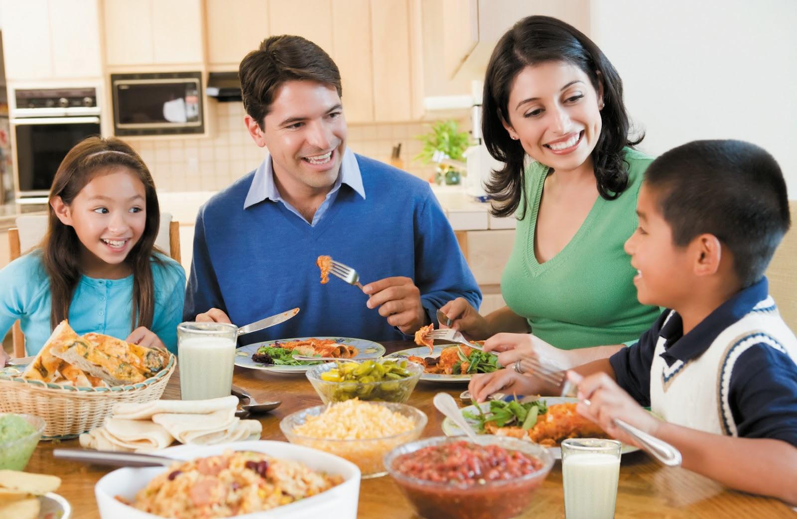 Fomenta la comida saludable