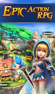 Download Mod Heroes & Titans: Battle Arena