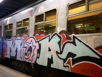 graffiti moa