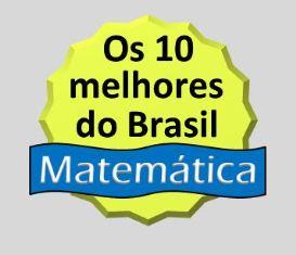 OS 10 MELHORES BLOGS DE MATEMÁTICA DO BRASIL
