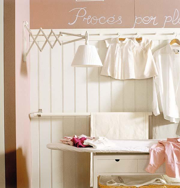 Good morning style planchador cuartos de planchado y lavado for Cuartos de colada y plancha