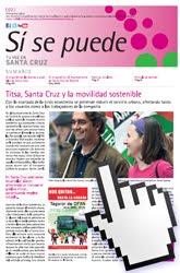 Boletín 2012 de Sí se puede en Santa Cruz