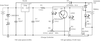 Low-Loss Charge Controller