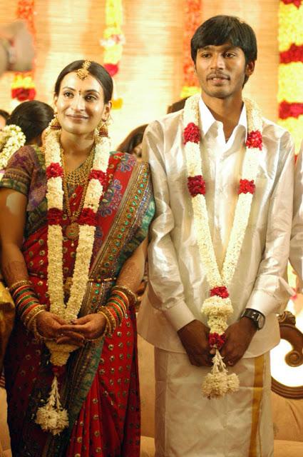 Actor Dhanush Family Photos Mere Pix