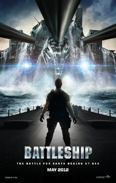 Poster of Battleship 2012 720p BRRip Dual Audio