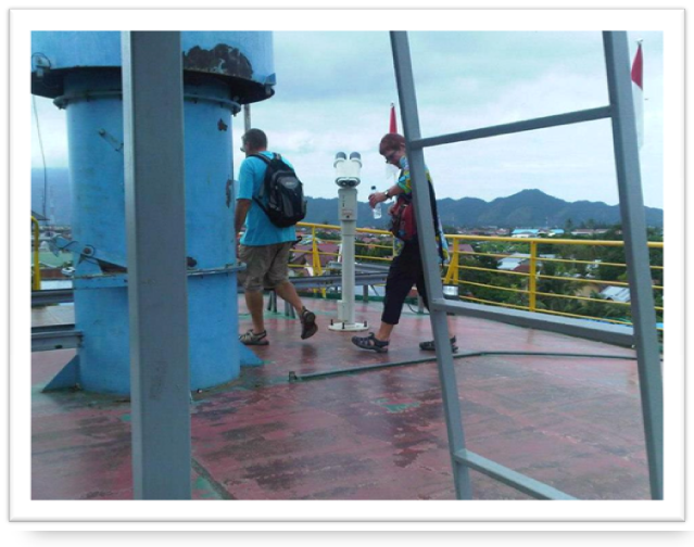 Wisata Aceh – Moment Tsunami Objek  Wisata Kapal Apung Dan Taman Edukasi Tsunami Di Banda Aceh
