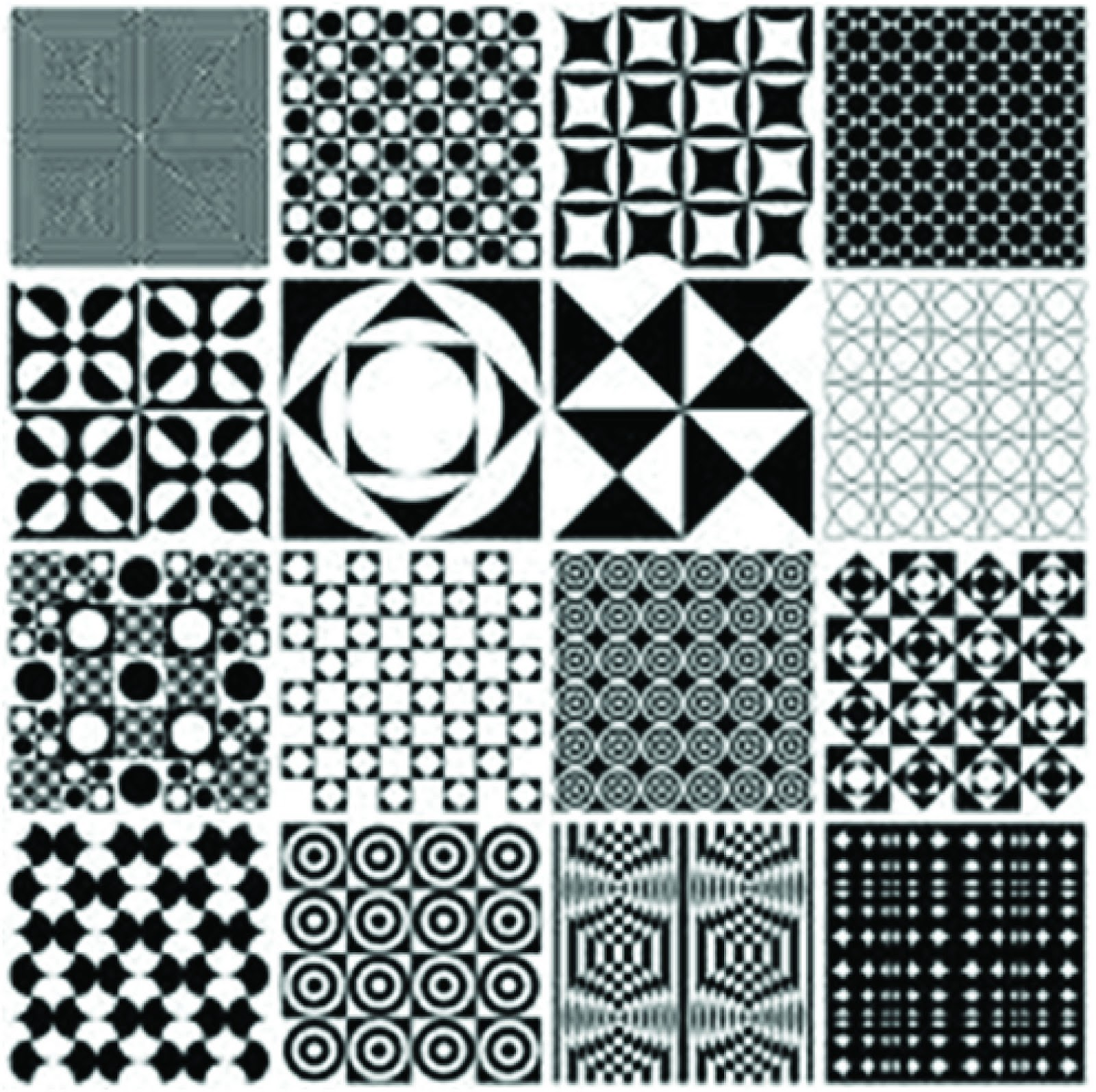 Different Art Designs : Textile design idea different type of patterns