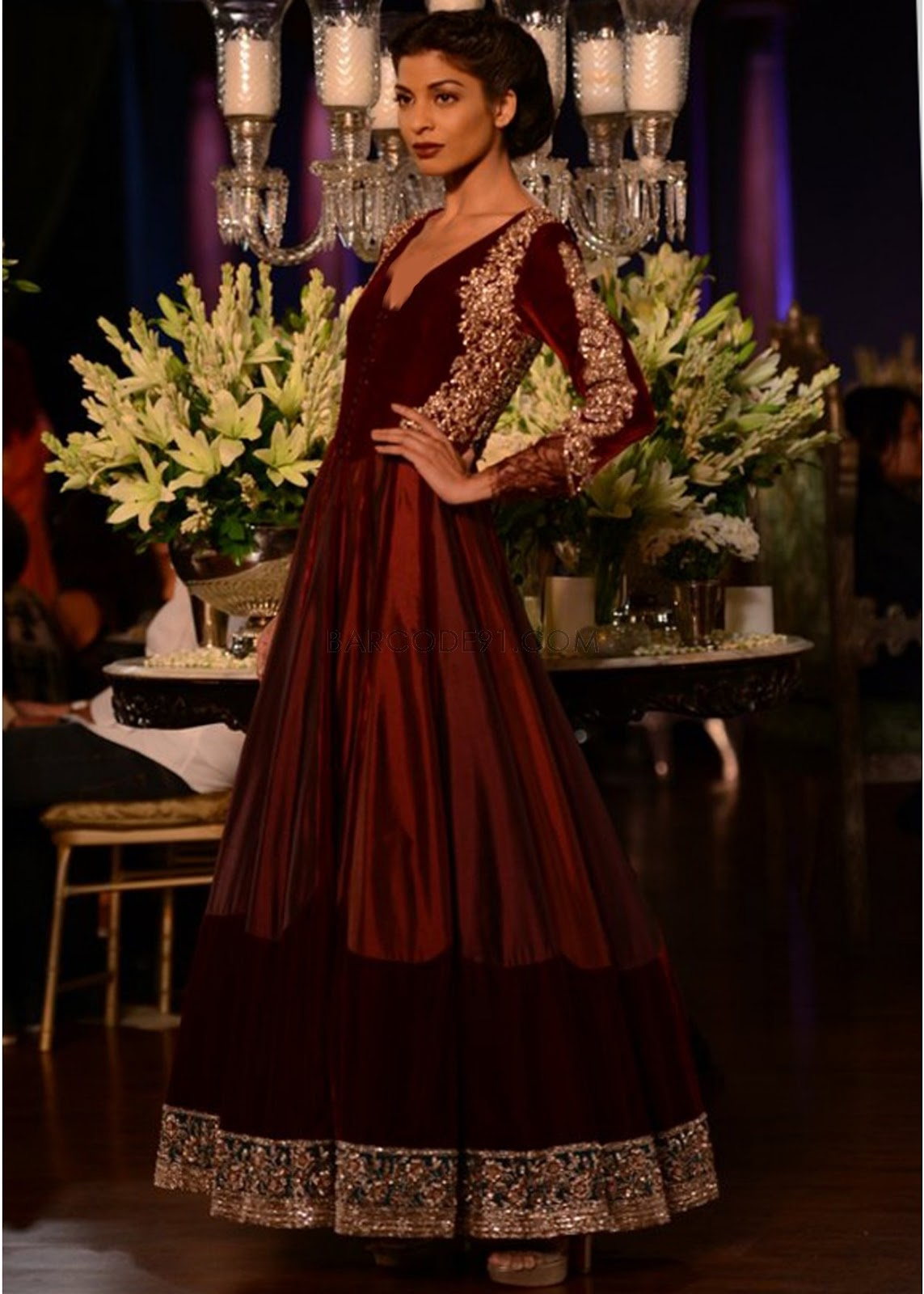 Manish Malhotra Collection at PCJ Delhi Couture Week 2013