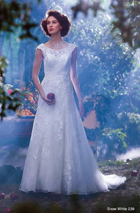 Beautiful Brides Magazine: Add Some Disney Princess Fandom Into Your ...