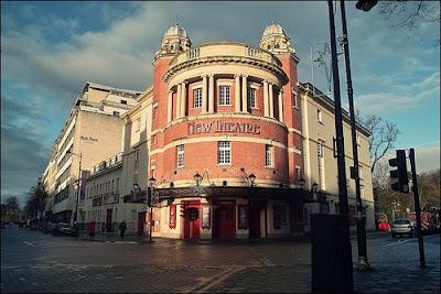 New Theatre Exterior