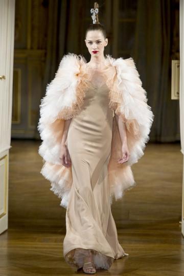 Paris haute show alexis mabille prom dresses