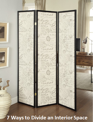 Simple Interior Concepts 7 Room Partition Ideas Room Dividers