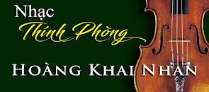 HOÀNG KHAI NHAN Music Blog